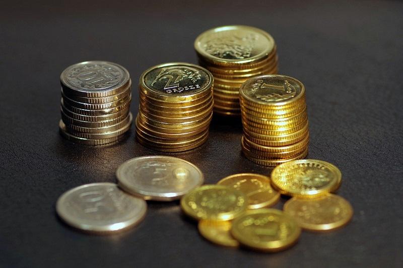 grosze drobniaki drobne monety