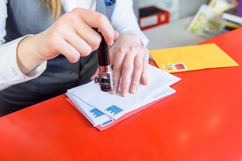 listy placówka pocztowa poczta polska
