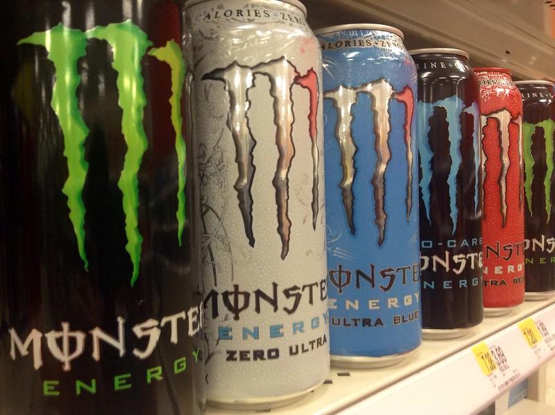 monster energy napój energetyczny monsterek