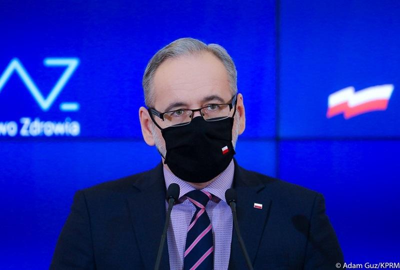Minister zdrowia Adam Niedzielski | fot. Adam Guz, KPRM