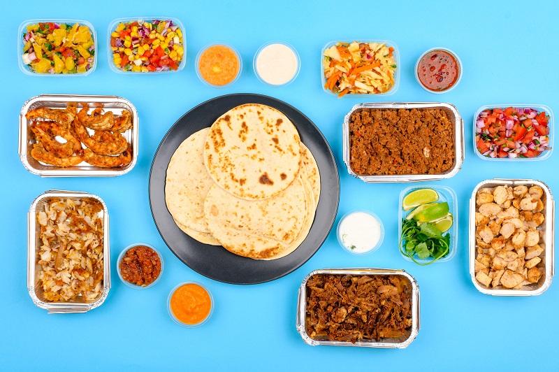 Propozycja meksykańskiej restauracji Hola Tacos w Lublinie