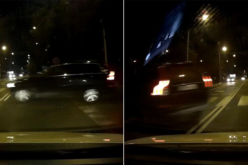 Kierowca Volvo wymusił pierwszeństwo na ul. Zemborzyckiej | nadesłane