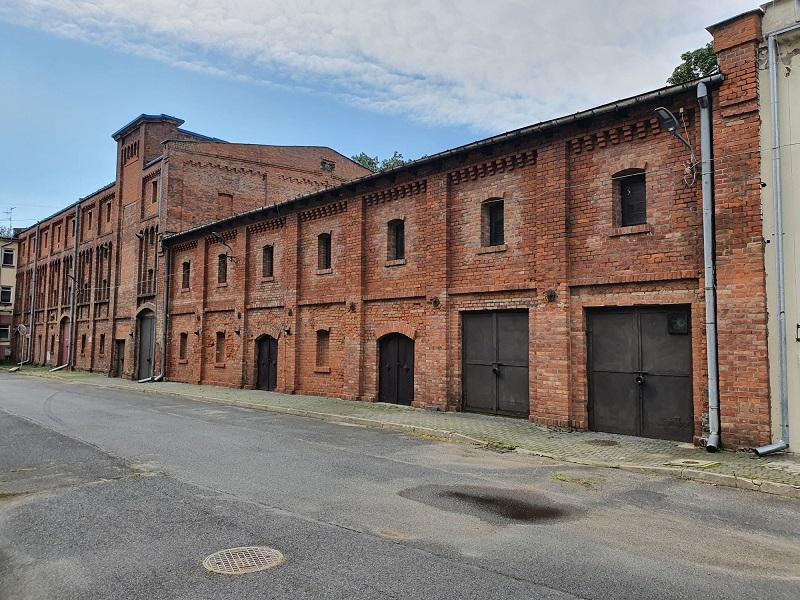 Dawna fabryka Pszczółki przy ul. Krochmalnej w Lublinie   materiały prasowe