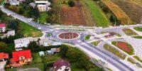Rondo przy ul. Choiny z nazwą Jaworzniacy | fot. Miasto Lublin