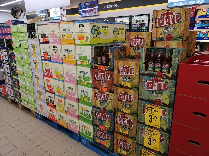 biedronka piwo promocja 12+12 gratis za darmo
