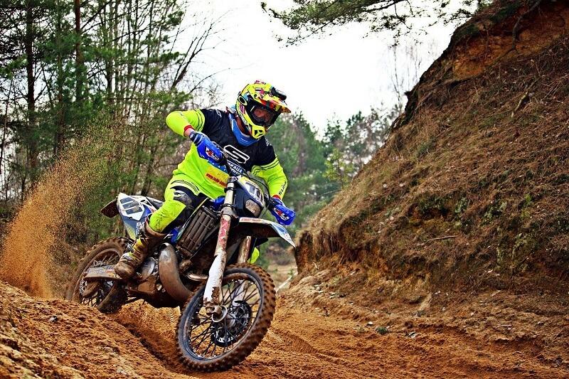motocykl cross