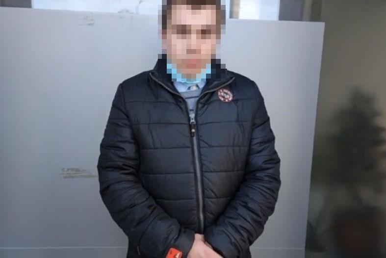 Zatrzymanie pedofila w Lublinie. Groził 12-latce, że są zabije | fot. Elusive Child Protection Unit Poland
