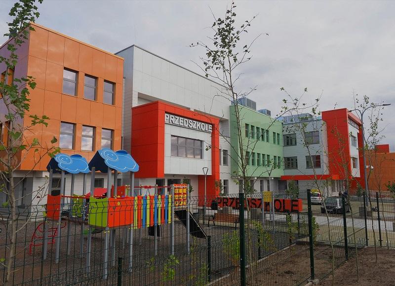 Przedszkole przy ul. Berylowej | fot. Urząd Miasta Lublin