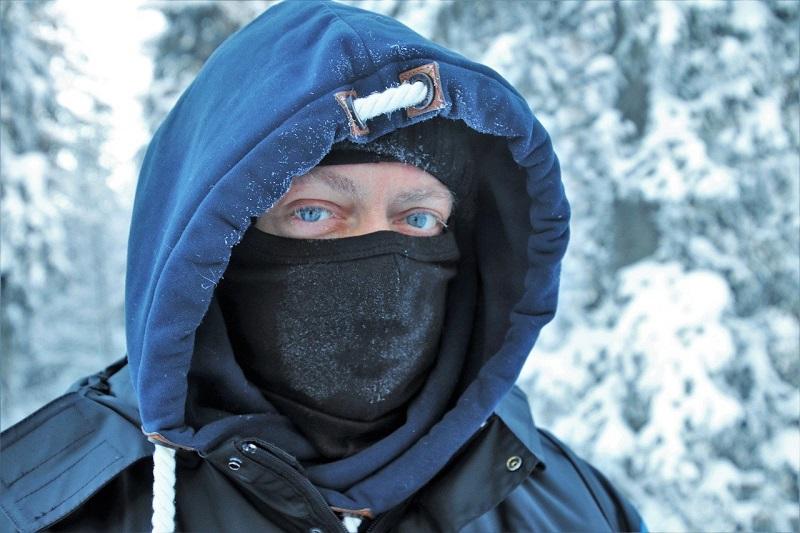 zima śnieg zimno silny mróz