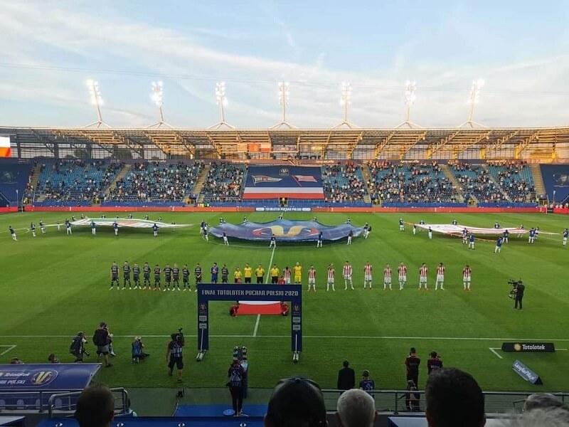Finał Fortuna Pucharu Polski ponownie w Lublinie | fot. Miasto Lublin