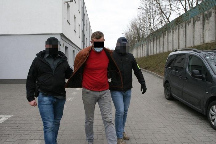 Rozbita grupa przestępcza zajmująca się sutenerstwem   fot. KWP Lublin