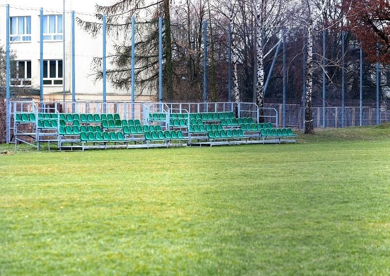 Boisko do gry w rugby przy ul. Magnoliowej