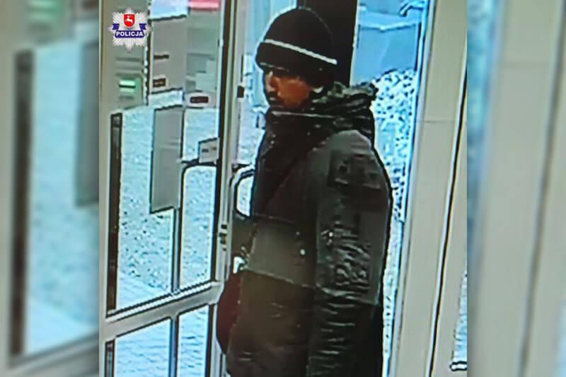 27-letni Marcin Obara wyszedł ze szpitala i zaginął | fot. KMP Lublin