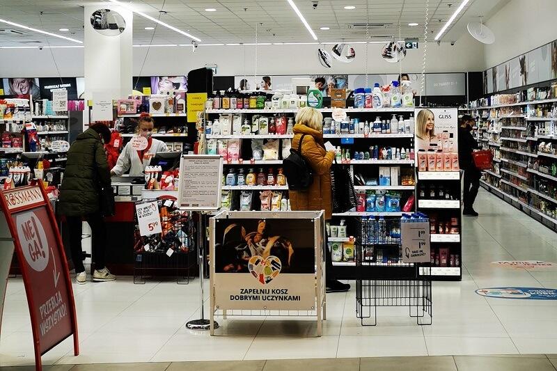 Akcja charytatywna IKEA i SKENDE Lublin | materiały prasowe