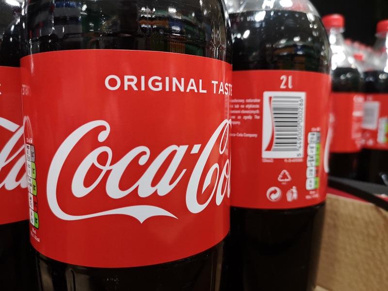 butelka coca cola