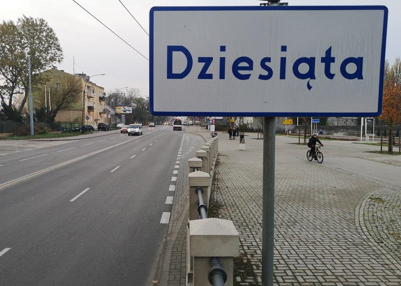 Dzielnica Dziesiąta w Lublinie