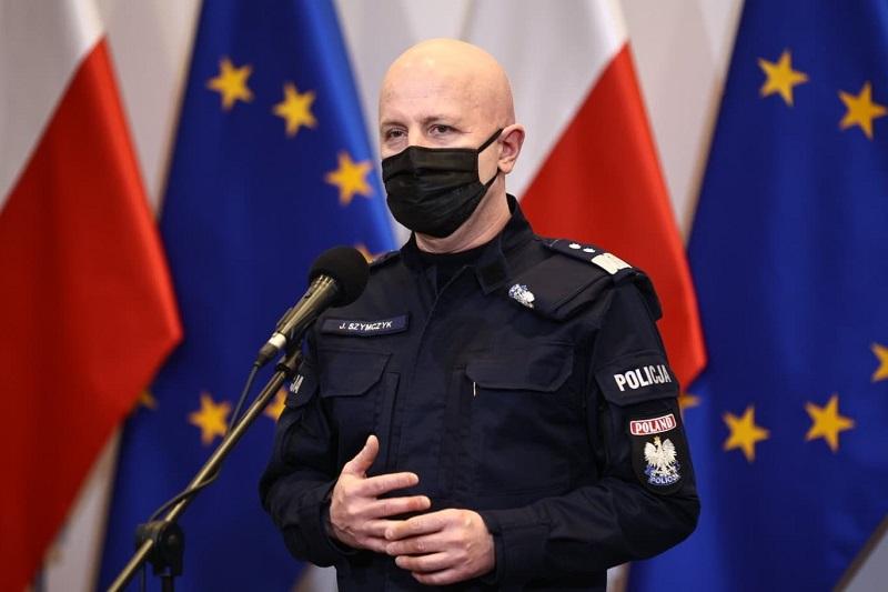 Jarosław Szymczyk - Komendant Główny Policji