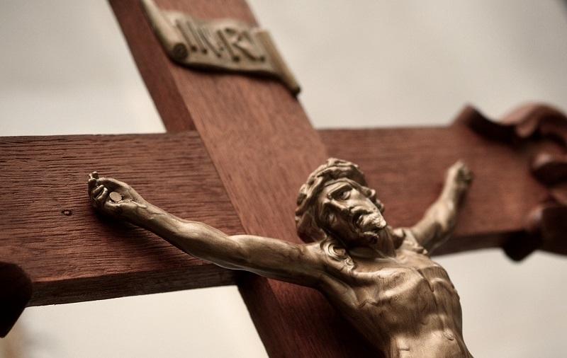 krzyż jezus chrystus