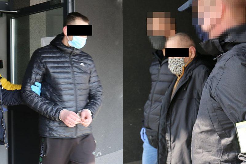 W mieszkaniu w dzielnicy Tatary mieli domowe laboratorium amfetaminy