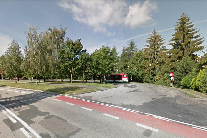 Pętla autobusowa przy ul. Zbożowej w Lublinie