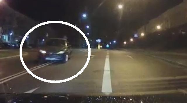 Policjant po służbie zatrzymał pijanego kierowcę peugeota