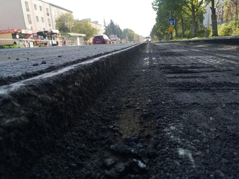 remont asfalt przebudowa