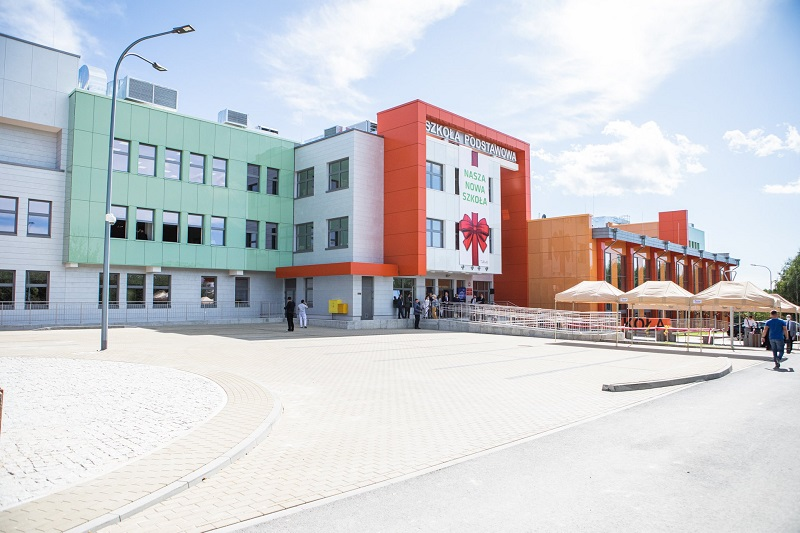 Szkoła podstawowa nr 58 przy ul. Berylowej w Lublinie