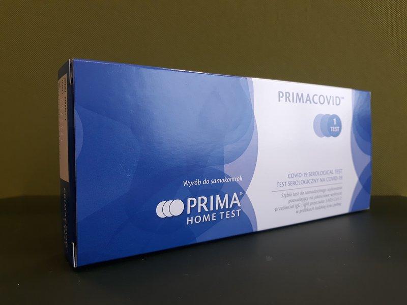Testy na przeciwciała Covid-19 pojawią się ponownie w sklepach Biedronka   materiały prasowe