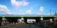 Remont wiaduktu kolejowego nad ul. Diamentową