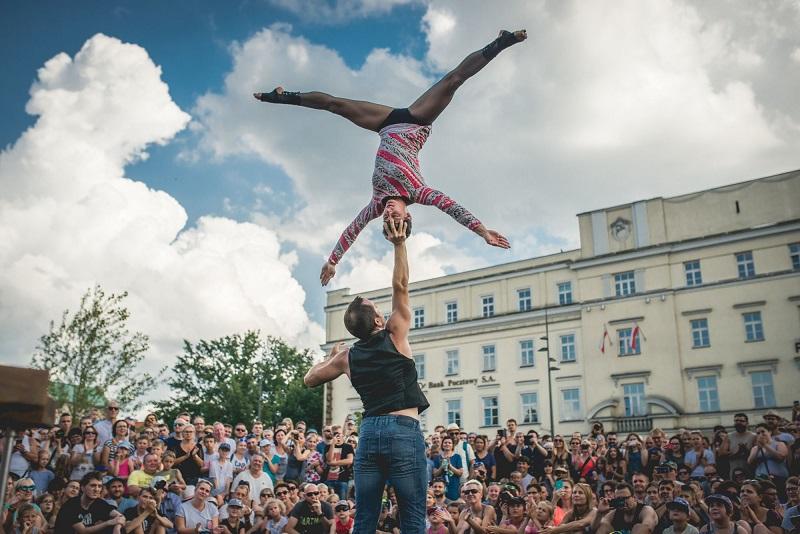 Carnaval Sztukmistrzów w Lublinie