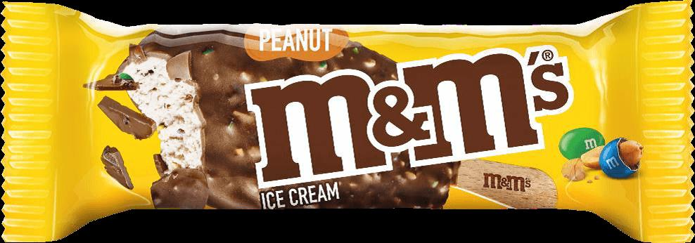 PEANUT M&M'S ICE CREAM 62g