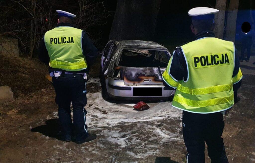 Wypadek w Piotrawinie