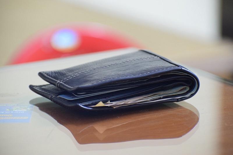 portfel pieniądze
