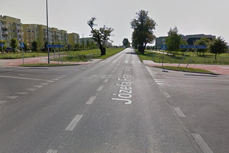 """Rozbudują skrzyżowanie ul. Franczaka """"Lalka"""", ul. Skalskiego z ul. Jagiellończyka w Lublinie"""