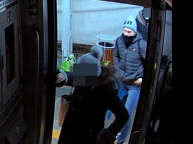 Policja publikuje wizerunek złodzieja, który ukradł portfel w pociągu