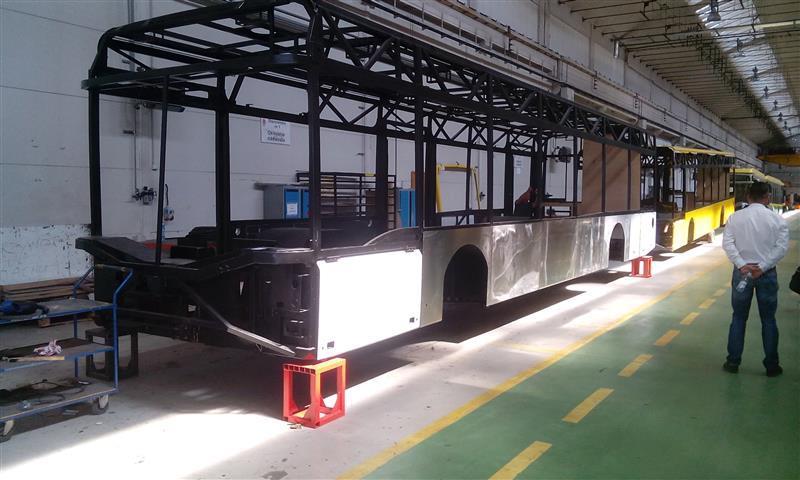 Komornik licytuje zajęte mienie spółki Ursus Bus
