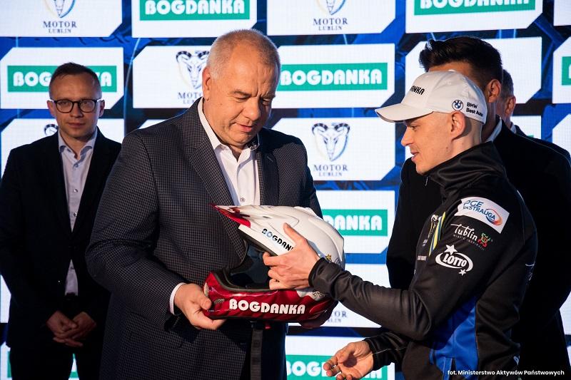Lubelski Węgiel Bogdanka sponsorem strategicznym Speedway Motor Lublin