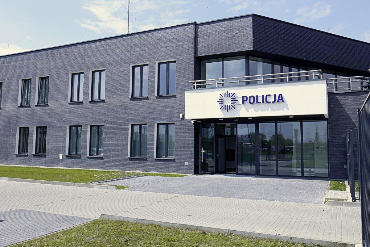 Komisariat I Policji przy al. Unii Lubelskiej w Lublinie
