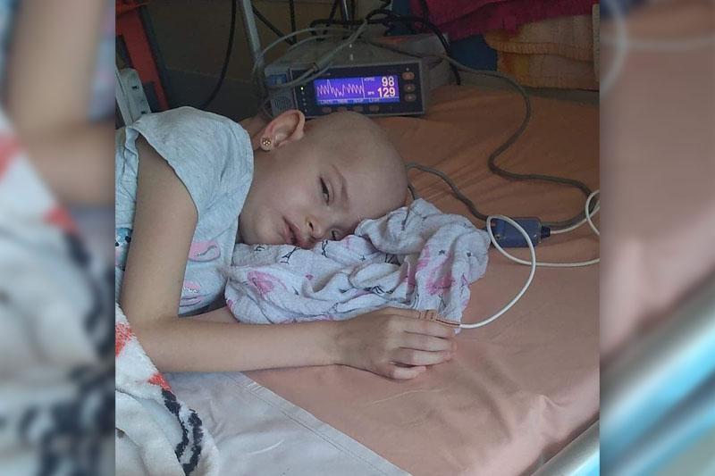 Trwa zbiórka pieniędzy na leczenie 7-letniej Mai z Lublina