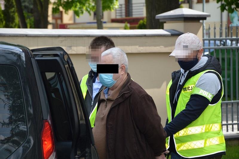 Policjanci z Archiwum X zatrzymali 67-latka
