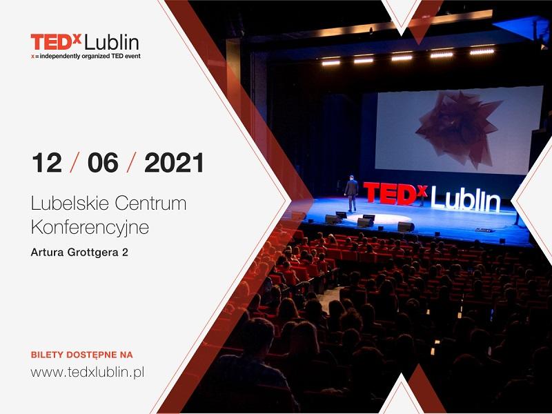 Konferencja TEDxLublin 2021