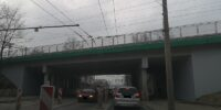 Wiadukt kolejowy na ul. Droga Męczenników Majdanka