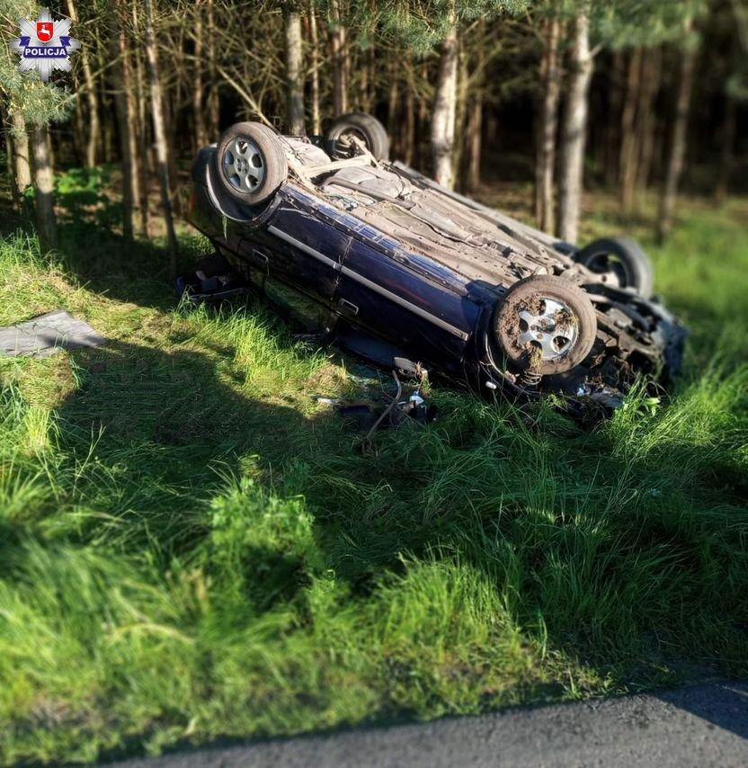 Tragiczny wypadek na quadzie w miejscowości Stanisławów Duży