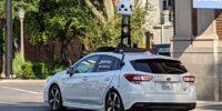 Samochód Apple Maps fotografuje ulice