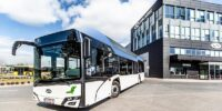 Autobus Solaris zasilany wodorem