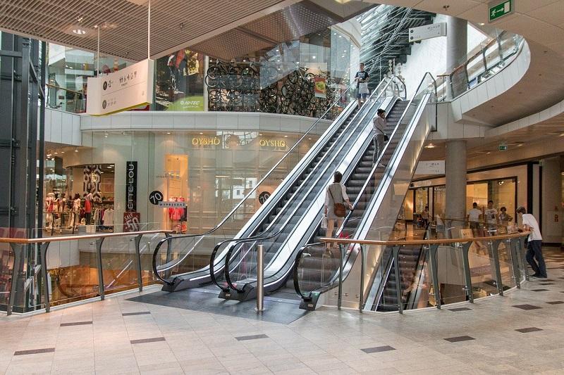 galeria centrum handlowe zakupy sklepy