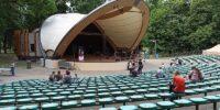 Muszla Koncertowa w Ogrodzie Saskim