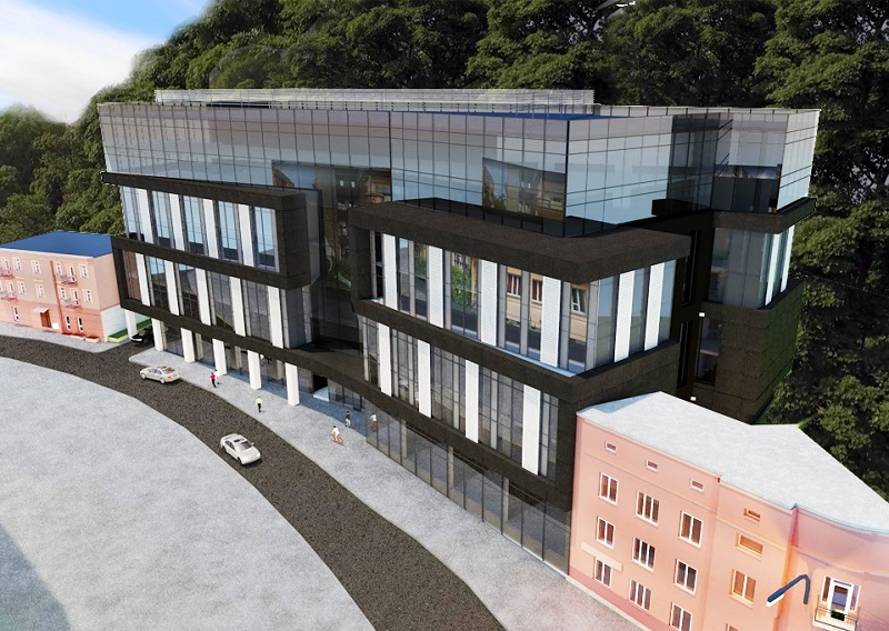 Nowy biurowiec Urzędu Miasta Lublin przy ul. Leszczyńskiego 20