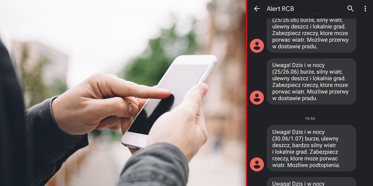 Podpowiadamy, jak zablokować wiadomości SMS od Alert RCB