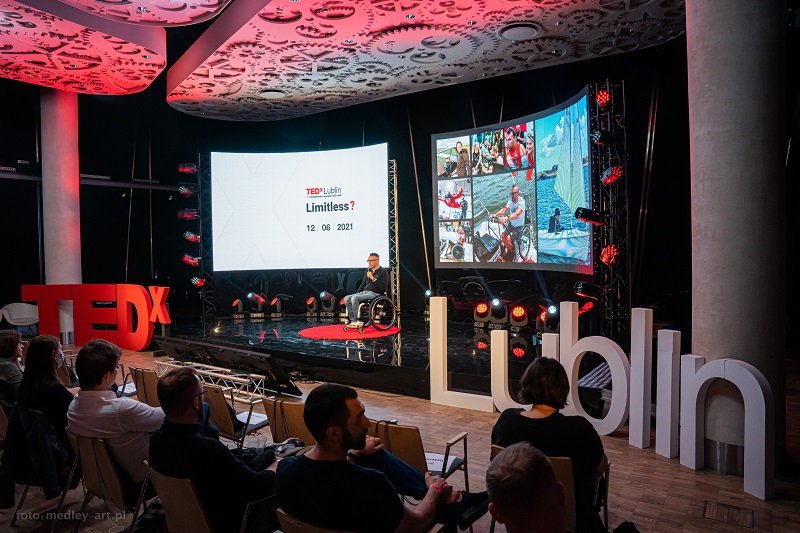 TEDxLublin 2021 Limitless?